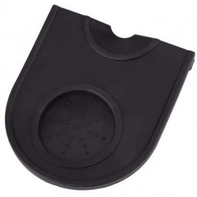 Коврик для темперовки кофе BlackBrew черный mini
