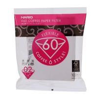 Фильтры бумажные Hario V60 02, 100 шт