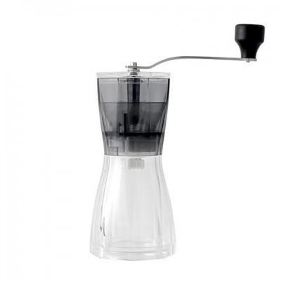 Кофемолка HARIO OCTO с регулятором помола MOC-3-TB