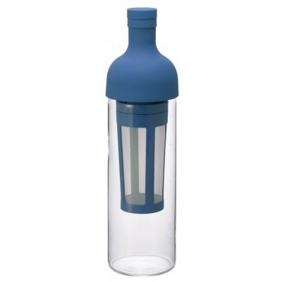 Бутылка заварник HARIO для холодного кофе, голубого цвета 750 мл
