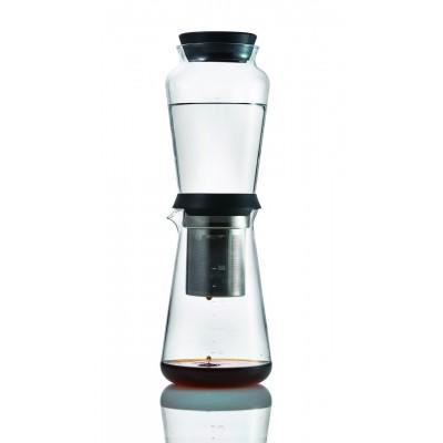 Капельный Cold Brew заварник для кофе Hario Shizuku 800 мл