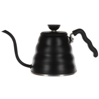 Чайник Hario 1,2 л. черный матовый из нержавеющей стали