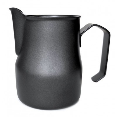 Питчер для молока BlackBrew Europa Черный матовый 350 мл